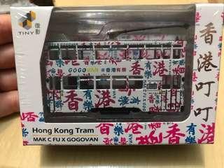 微影 Tiny 7-11 電車