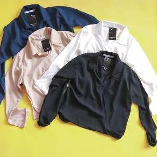 Lush Basic Top Zara