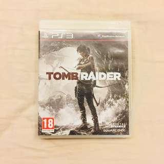 Video Games - PS3 Tomb Raider