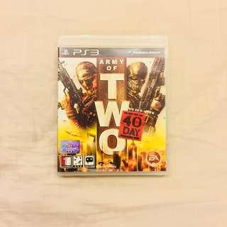Video Games - Army of Two 40th Day