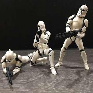 Star Wars Clone Trooper Set