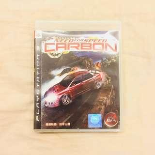 Video Games - PS3 Need For Speed Carbon