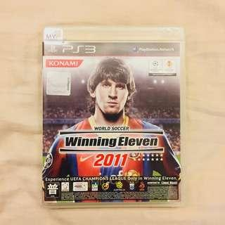 Video Games - PS3 World Soccer Winning Eleven 2011