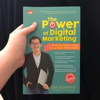 Buku The Power of Digital Marketing