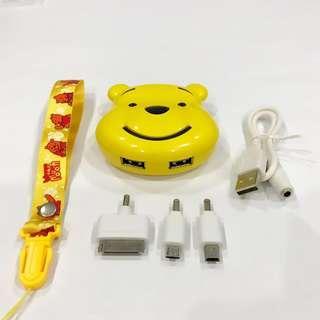 🚚 Winnie the Pooh Power Bank