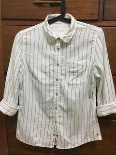 Timberland 7分袖襯衫