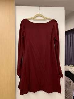 Red dress 紅裙