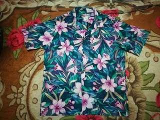 Vintage Kemeja Hawaii