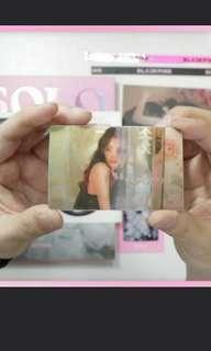 WTB Jennie Ktown4u special lenticular photocard