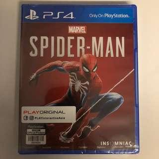 WTS- Spider-Man PS4