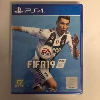 WTS- PS4 Fifa 19