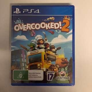 WTS- PS4 Overcooked! 2