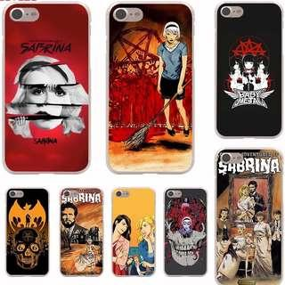 Chilling adventures of Sabrina (the teenage witch) iPhone case for Apple iPhone 6 6s 7 8 Plus 4 4S 5C 5 5S SE