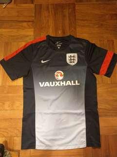Nike 英格蘭 2013/14 訓練球衣 M碼