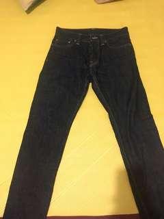 Carhartt牛仔褲