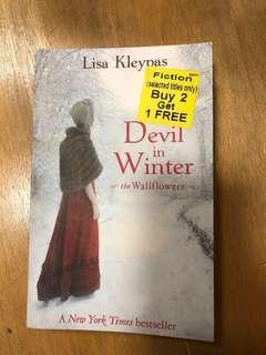 Devil in Winter by Lisa Kleypas
