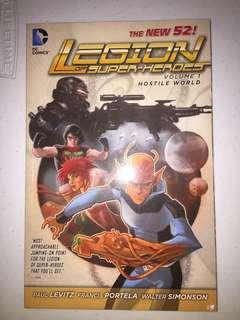 DC Comics - Legion of Superheroes Vol. 1 TPB