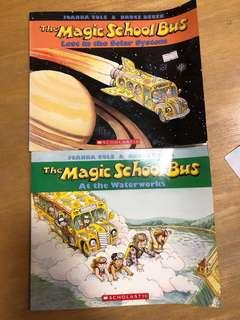 🚚 The Magic School Bus