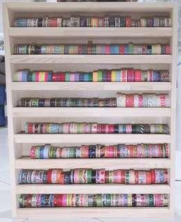 紙膠帶收納櫃