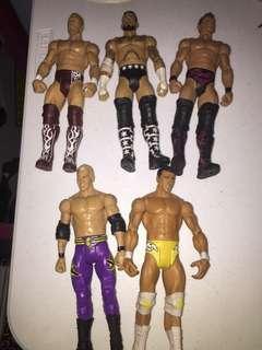 WWE Mattel Assorted Figures