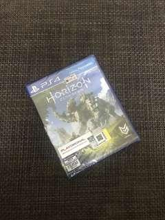 NEW - Horizon Zero Dawn