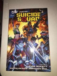 DC Comics - New Suicide Squad Vol. 1