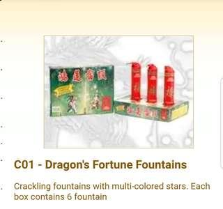 Dragon's Fountains