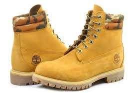 🚚 timberland  迷彩軍裝黃靴