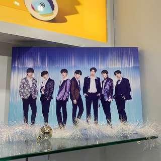 BTS VT COSMETICS POSTER/PHOTO FRAME LIMITED EDITION