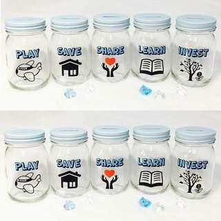 🔹Coin Bank Saving Jar 💰