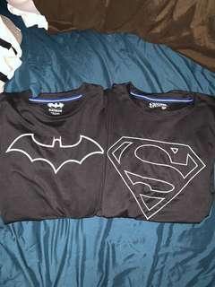 Superhero's tights