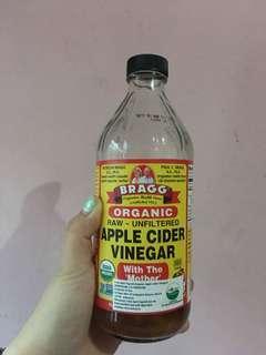 Bragg Apple Cider Vinegar (Cuka Apel)