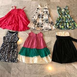 Zara & Mango Dresses (Used)