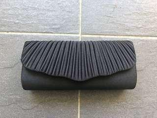 BNWOT Black Clutch