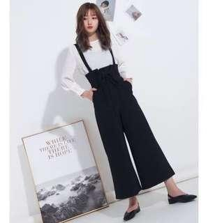 Brand New Premium korean culottes jumpsuits
