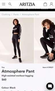 TNA Atmosphere Pants XS
