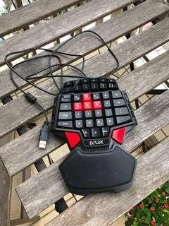 Delux T9 keyboard