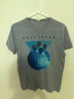 3 Hollister shirts size small