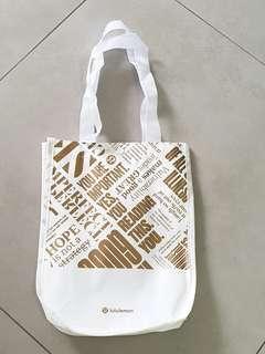 Brand New Lululemon Small Shopping Bag