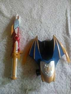 Power Rangers Weapon