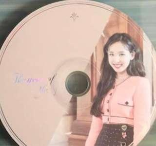 Twice The year of yes Nayeon CD