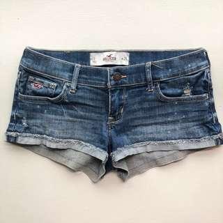 🚚 Hollister Denim Shorts
