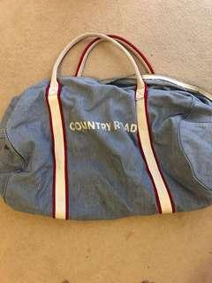 Country road duffel