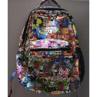 Jujube Be Packed Tokidoki Backpack - Sushi Cars JJB BP
