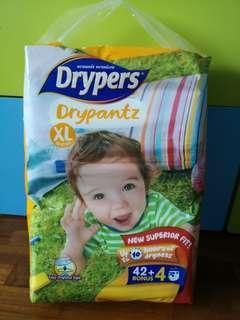 Drypantz XL unopened