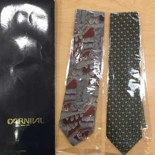 🚚 🌈整理出清🌈嘉裕西服 2條領帶