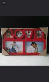 "Photo Frame ""LOVE"""