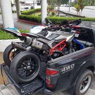 Bike / Motor Rescue & Towing 24jam