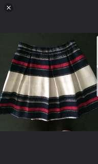 Zara Stripe Skirt