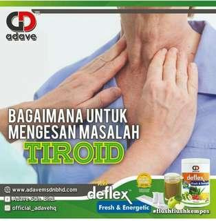 Adeve Deflex Nutrisi mendapatkan tubuh ideal